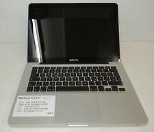 MacBook Pro 13 Intel i5 2,5GHz 4GB RAM DDR3 512GB SATA Intel HD 4000 Mitte 2012
