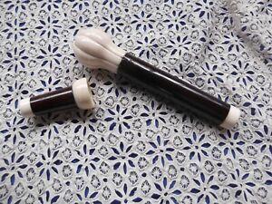 Manche d'ombrelle ancien