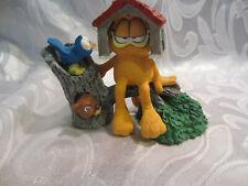 "Garfield Danbury Mint Open House Figure 1993 Jim Davis Comic Strip 3.5x4"""