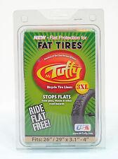Mr. Tuffy XL-Series Fat Bike 3XL 26/29x3.1-4.0 Tire Guard Liner,Tan,Pair