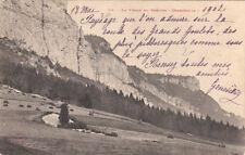 VERCORS 62 la vierge cherchez-là ! timbre rouge droits de l'homme 10 cent. 1902
