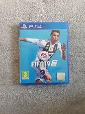 FIFA 19 - Standard Edition (Sony PlayStation 4, 2018) PS4