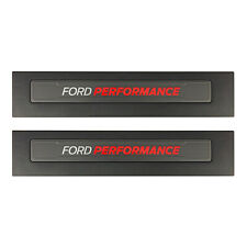 OEM NEW 2015-2018 Ford Performance F150 SuperCrew Raptor Sill Plate Set
