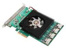 IOCrest PCI-Express 16 Port SATA III (6Gb/s) PCI-e Controller Card (Non RAID)