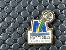 PINS PIN BADGE SPORT PETANQUE MARTIGUES