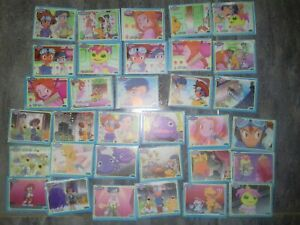 DIGIMON 32 not self-adhesive stickers