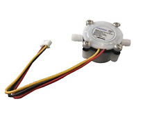 Gredia 14 Water Flow Sensor Food Grade Switch Hall Effect Flowmeter Fluid