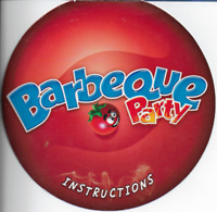 Barbeque Party Original Instructions Children's Skill Action Game Piece Asmodee