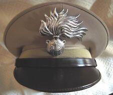 Cappello Carabinieri kaki FUORI ORDINANZA collezione NUOVO mai indossato 15aedf6e4a48