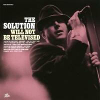 The Solution : Will Not Be Televised CD (2008) ***NEW*** FREE Shipping, Save £s