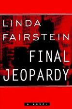 Final Jeopardy (Alexandra Cooper Mysteries) by Fairstein, Linda