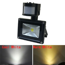 LED PIR Body Motion Sensor Flood Light Outdoor Landscape Spot Lamp 10W 20W 30W