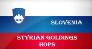Styrian Goldings - AKA Celeia (2019 Harvest) Fresh Pellet Hops - Same Day P&P