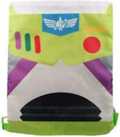 Kids Toy Story Boys Buzz Drawstring Novelty Gym Sports Trainer Bag