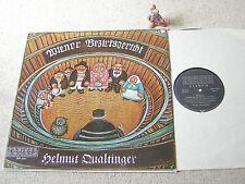 HELMUT QUALTINGER Wiener Bezirksgericht AUSTRIA LP PREISER RECORDS SPR 3227