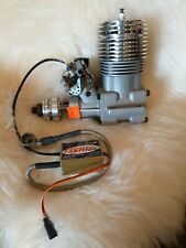 MODEL R/C ENGINES 180  MOKI INCLUDES IGNITION NEW!!!