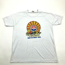 VINTAGE Datu Meralco Electric Shirt Mens Size M - L Adult Graphic Electrician T