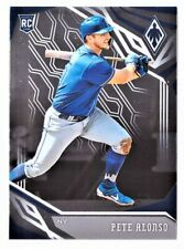 2019 Panini Phoenix Blue #1 Pete Alonso Rookie RC Card Y81