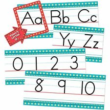 Teacher Created Resources Marquee Alphabet Bulletin Board Set (tcr-3548)