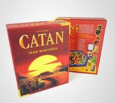 Settlers of Catan 5th Edition Basic Set Party Game Board Game-Brand New Boxed UK