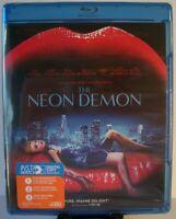 The Neon Demon Blu-ray (2016 - Broad Green) ~ Nicolas Winding Refn, Keanu Reeves