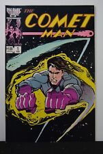 Comet Man #1  (Marvel, 1987)   The Coming of the Comet Man