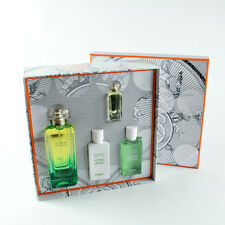 Hermes Un Jardin Sur Le Nil Eau De Toilette / EDT Set, Body Lotion, Shower Gel