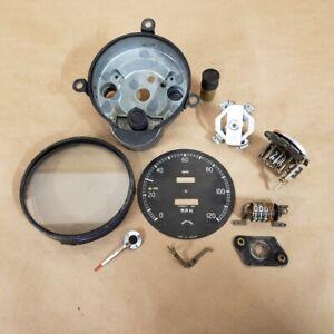 Jaguar 3.4 Original Speedometer 120MPH Gauge Smiths SN6363/17 Parts OEM