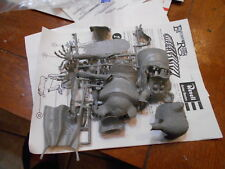 Revell Superfink Test shot in grey plastic, ED ROTH RAT FINK WEIRD-OHS NUTTY MAD