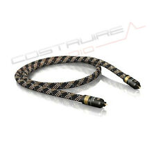 VIABLUE 25208 - H-FLEX lunghezza 1 metro 100 cm - cavo High End Ottico DAC
