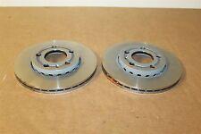 VW Polo / Skoda Fabia front brake discs 239 x 18mm 6Q0615301 Genuine VW