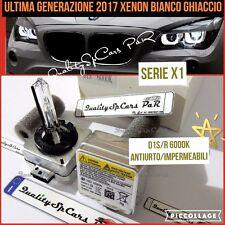 2 Lampadine XENON D1S BMW X1 E84 F48 m sport fari BIXENON Ricambio bulbs 6000K