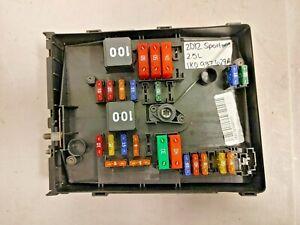 10-14 OEM VOLKSWAGEN JETTA SPORTWAGEN GOLF R GTI 2.5L AUTOMATIC FUSE BOX