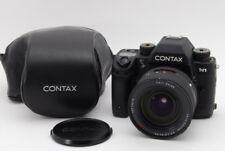 【A- Mint】CONTAX N1 Data Back D-10 w/Vario Sonnar 24-85mm f/3.5-4.5 T* Case R3305