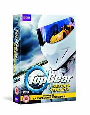 TOP GEAR SERIES 19 AND SERIES 20 DVD BOX SET