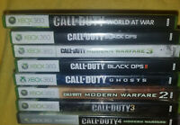 All Backward Compatible Call Of Duty games for Xbox One