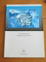 Mercedes Service Systembeschreibung - ME 9.7 KE -- Service Einführung
