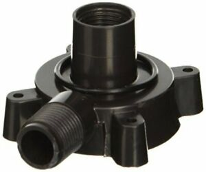 Danner MFG. Replacement Pump Impeller Cover for Mag Drive Pumps, #12545