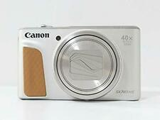 USED Canon PowerShot SX740 HS Compact digital camera 20.3MP  Silver