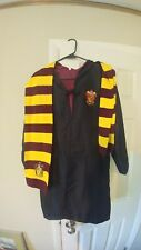Harry Potter Gryffindor Robe and Scarf