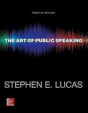The Art of Public Speaking (12th Edition)