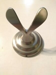Franklin Brass 9002SN Satin Nickel Jamestown Double Robe Hook