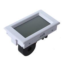 LCD Digital AC Volt Amp 2 in 1 Combo Panel Meter Voltmeter Ammeter 5-50A A2G1