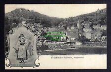 131020 AK Muggendorf Fränkische Schweiz 1907 Tracht
