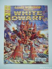 Magazine White Dwarf N°14 / Games Workshop 1995 [ Version Française ]