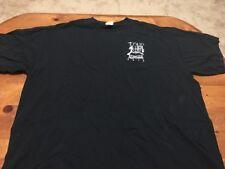 Train Mermaids Of Alcatraz 2013 Tour Local Crew T-Shirt Size XL