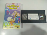 La Formica Atomica Hanna Barbera 60 Minuti - VHS Nastro Spagnolo - 2T