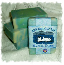 Tranquil Sleep _ Montana Dreams SPA Sulphur Mineral Soap Made in Montana
