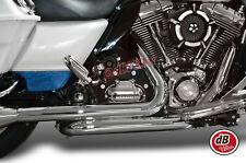 COLLECTEUR SUPPRIME-CATALYSEUR BS EXHAUST HARLEY-DAVIDSON TOURING 2009/2016