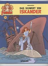 FRANKA # 19 - DAS SCHWERT VON ISKANDER - EPSILON 2006 - HENK KUIJPERS - TOP